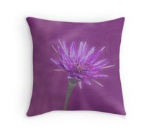 Color Me Purple! (Available in iPhone & iPod cases) Throw Pillow