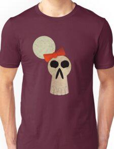 little miss skull  Unisex T-Shirt