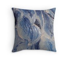 When the Water Falls Throw Pillow