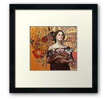 Renie Framed Print