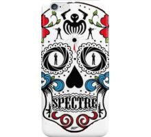 james bond 007 spectre skull  iPhone Case/Skin