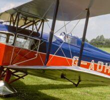 De Havilland DH83 Fox Moth G-ADHA Sticker