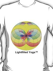 lightfilled yoga T-Shirt