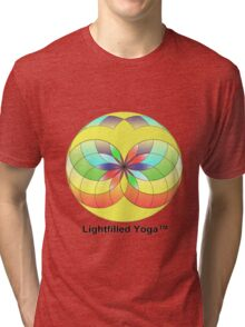 lightfilled yoga Tri-blend T-Shirt