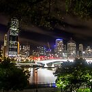Brisbane C.B.D by D Byrne