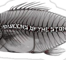 qotsa fish Sticker