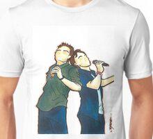 Joe Walker and Brian Holden Unisex T-Shirt