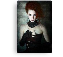 Gothic Noir Canvas Print