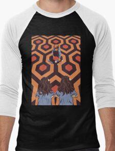 The Shining Room 237 Danny Torrance  Men's Baseball ¾ T-Shirt