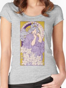 Chronos II Women's Fitted Scoop T-Shirt
