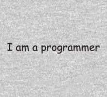 I am a programmer Kids Tee