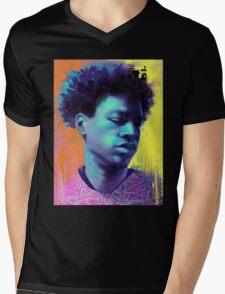 b4da$$ Mens V-Neck T-Shirt
