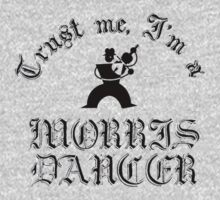 Trust Me I'm A Morris Dancer by taiche