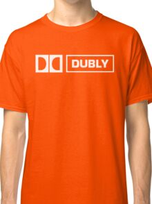 """This is Spinal Tap Dolby """"Dubly""""  Classic T-Shirt"""