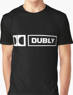 "This is Spinal Tap Dolby ""Dubly""  Graphic T-Shirt"