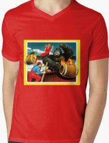 KONG - atari Mens V-Neck T-Shirt