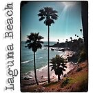 Laguna Beach (card) by Kevin Bergen
