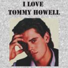 I <3 Tommy Howell Tee by BegitaLarcos