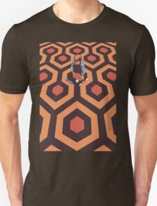 The Shining Screen Print Movie Poster  Unisex T-Shirt