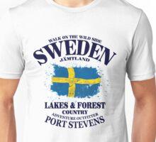 Sweden Flag - Vintage Look Unisex T-Shirt