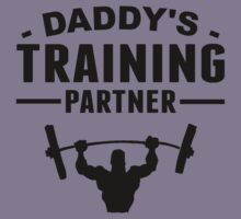 Daddy's Training Partner Kids Tee