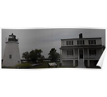 Piney Point Lighthouse Poster