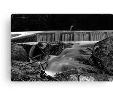A long creek Canvas Print