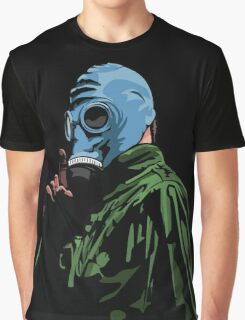 Dead Man's Shoes Comic Style Illustration Graphic T-Shirt