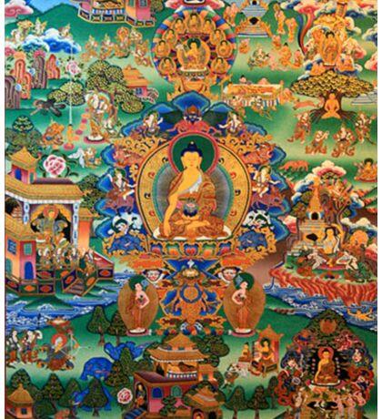 Buddha Life Story Sticker