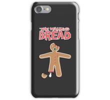 The Walking Dead GingerBread Man Zombies  iPhone Case/Skin