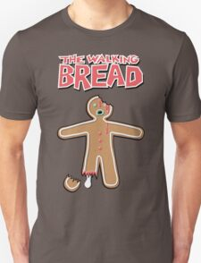 The Walking Dead GingerBread Man Zombies  T-Shirt