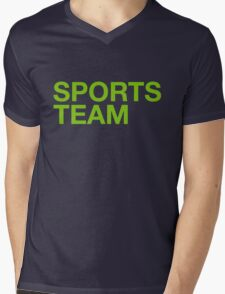 Washington Mens V-Neck T-Shirt