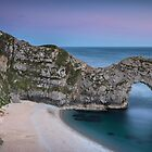 ∞ Durdle Door ∞ by Jonathan Stacey
