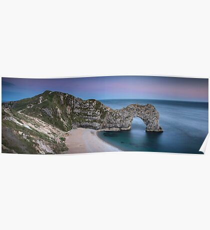 ∞ Durdle Door ∞ Poster