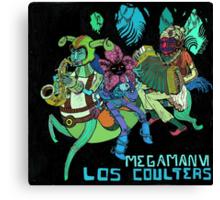 Megaman 6 Tribute Canvas Print