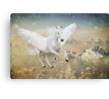 Ascent to Mount Helicon Canvas Print