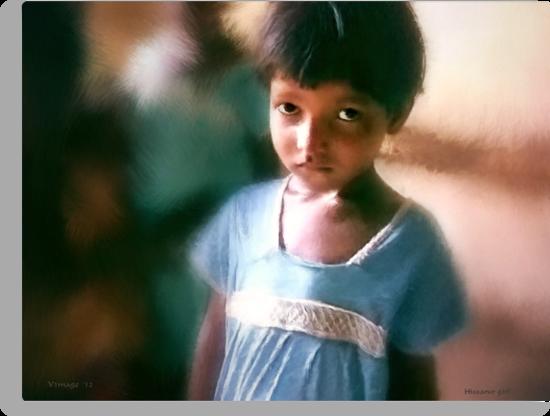 Hissarur girl by V1mage