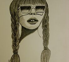 shades & braids by LisaMM