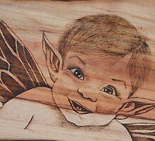 Wood Imp by aussiebushstick