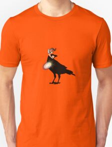 Earthworm Jim, Kicks Crow! Unisex T-Shirt