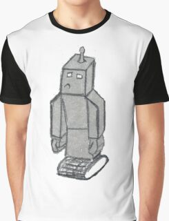 robo sad  Graphic T-Shirt