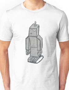 robo sad  Unisex T-Shirt