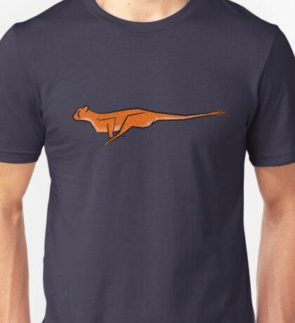 Running Cheetah Unisex T-Shirt