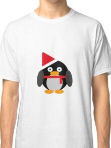 Festive Penguin Classic T-Shirt