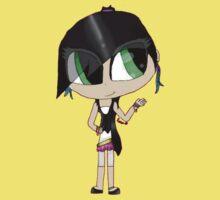 Abbey Chibi One Piece - Short Sleeve