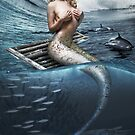 Blonde Mermaid by Swede