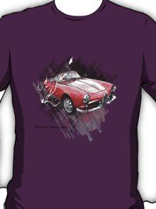 Alfa Romeo Giulietta Spider T-Shirt