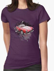 Alfa Romeo Giulietta Spider Womens Fitted T-Shirt