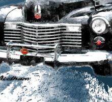 Cadillac Aldham Sticker