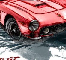 Ferrari 250 GT Sticker